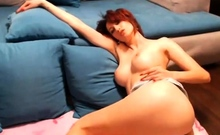Teasing girls on web cam