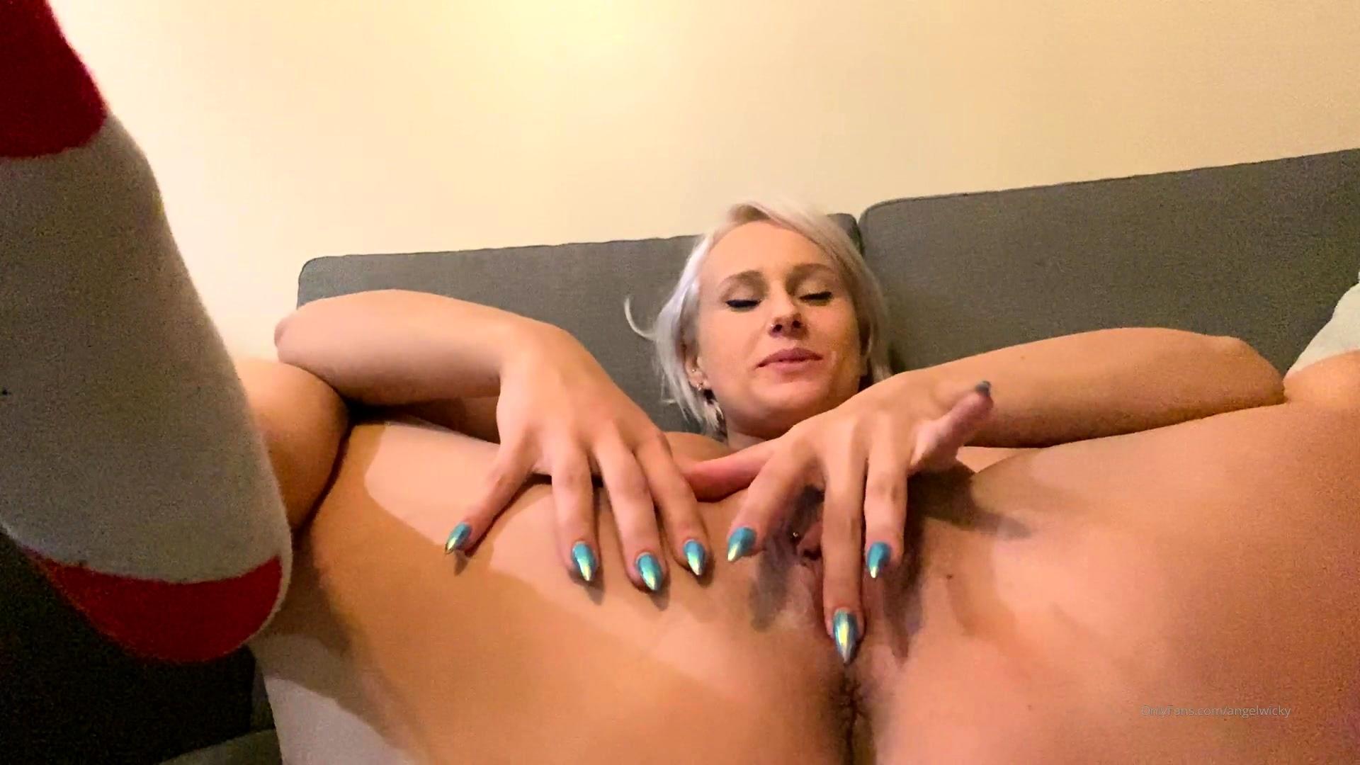 Girl Helps Friend Masturbate