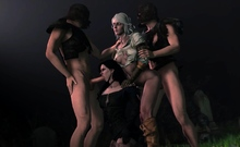 The Best Collection of Shy 3D Girlfriends Fuck