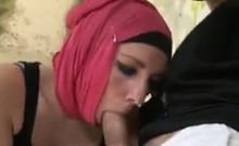 Arab Teen Getting Fucked